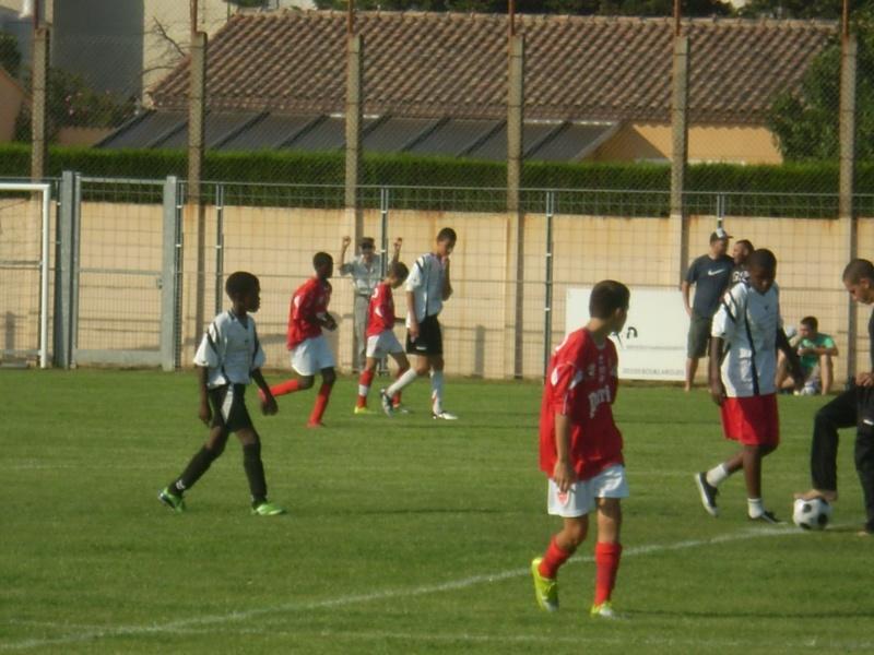 U15 Honneur - Deuxième Match amical : U15 Honneur - U15 US Bouillargues U15_ho26