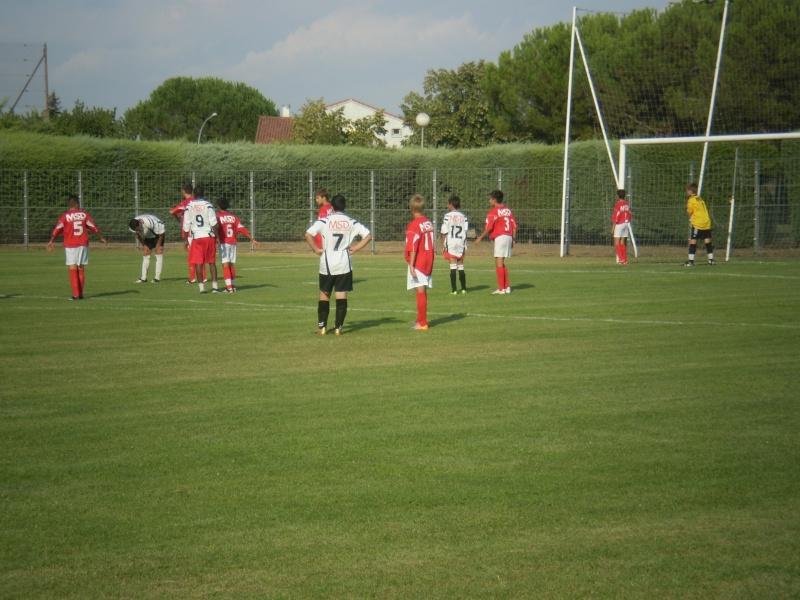 U15 Honneur - Deuxième Match amical : U15 Honneur - U15 US Bouillargues U15_ho28