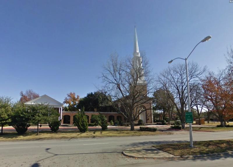 Tournée Libera USA 2010 Church11