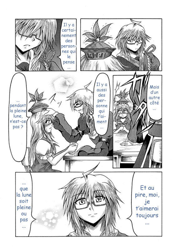 [Trad. par Lisianthus & HairMythe] Touhou Kourinden (Hidefu Kitayan) - Page 3 7310