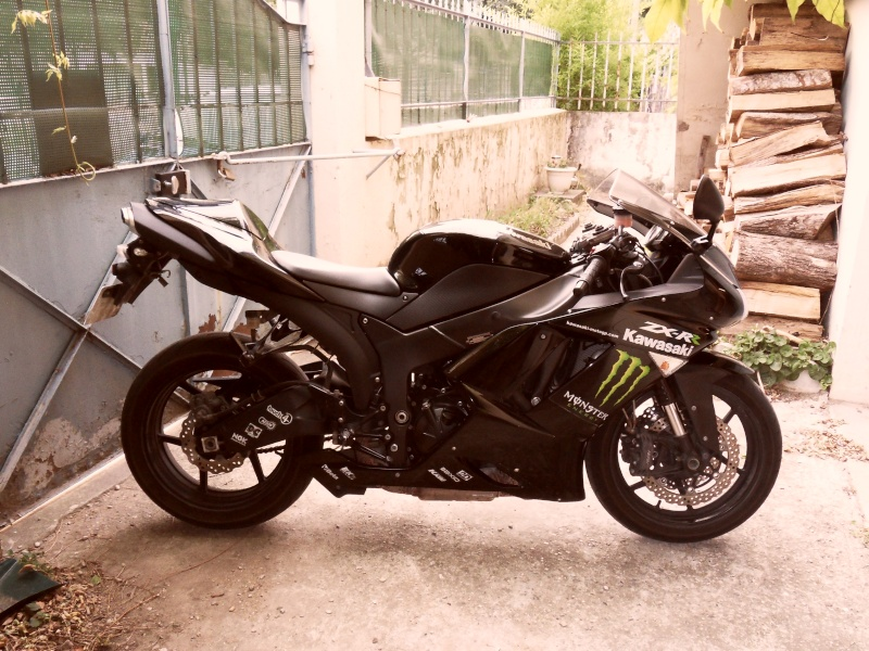 zx6r 2008 Monster Edition Sdc12410