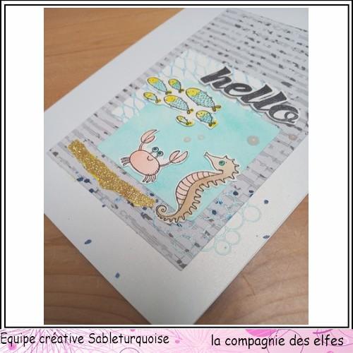 Sketch carte ou page XoXo. 285