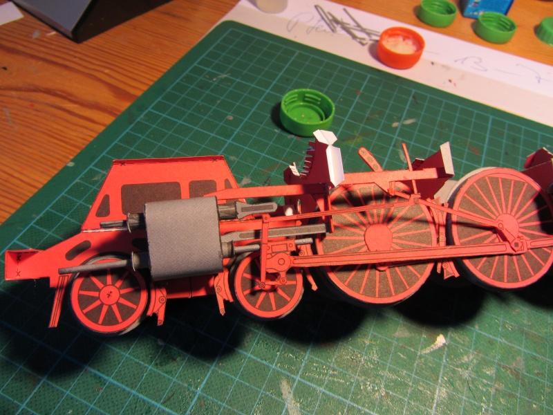Dampf-Schnellzug-Lokomotive BR 03-10 von Schreiber - Abbruch Img_1710