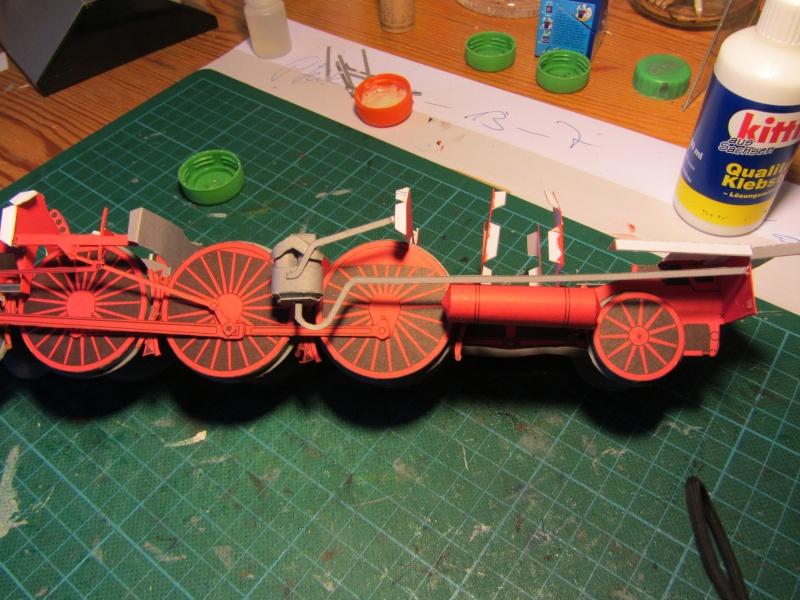 Dampf-Schnellzug-Lokomotive BR 03-10 von Schreiber - Abbruch Img_1712