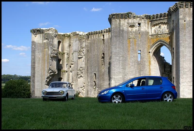 Visite de château,et mini rasso Dsc08014