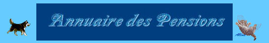 annuaires chiens & chats Pensio10