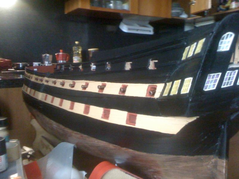 HMS VANGUARD AMATI Img_1911