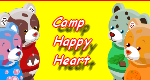 Summer Signatures and Camp Happy Heart Buttons Bgf_bu10