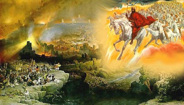 As Mentiras da Bíblia: Yeshua, Yahushua ou Jesus Cristo Virá de Duas Vezes? Batalh11