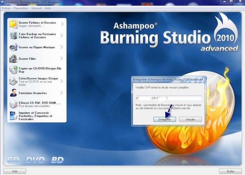 Ashampoo® promotion de logiciels gratuit ! 12-01-12