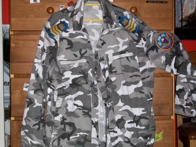 Type 99 Airborne Urban Camo uniform Chines10