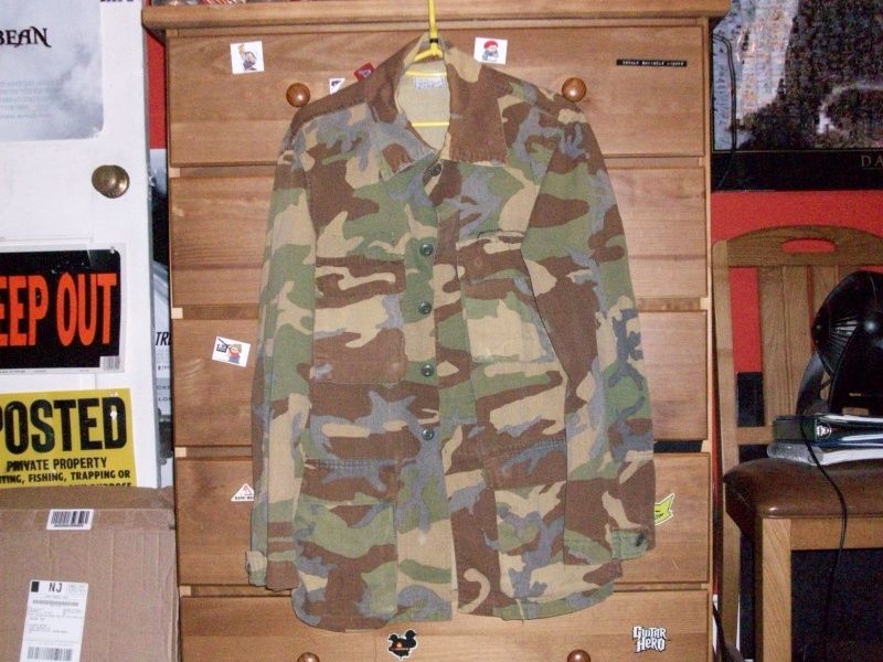 Experimental 4-color ERDL Arid Camouflage Unknow10
