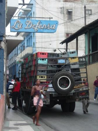 Calles de Santiago de Cuba 20060810