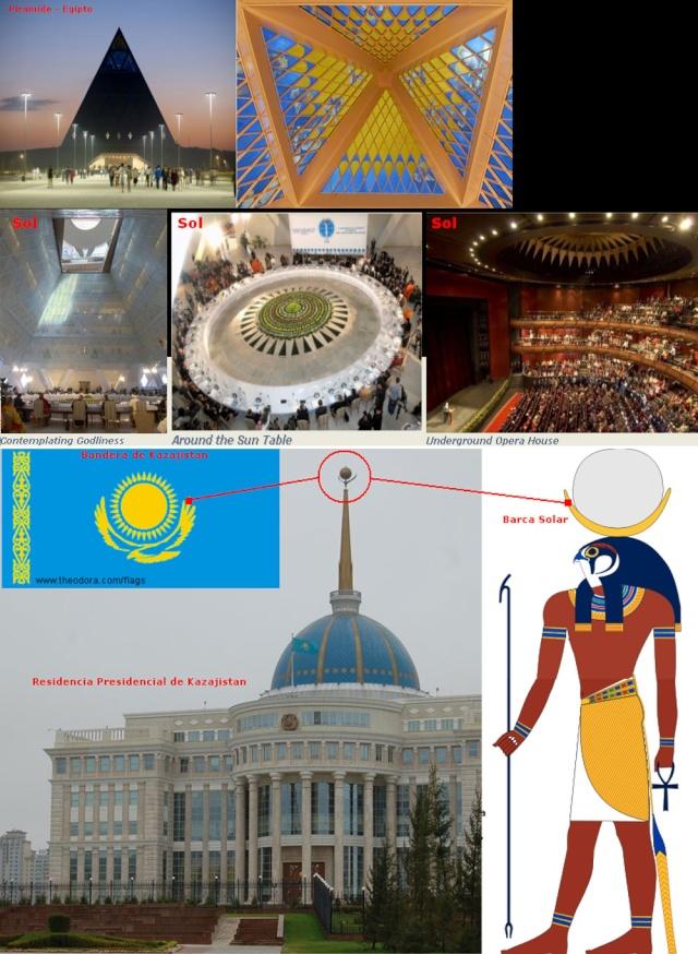 ASTANA la capital de Kazajistán 77076610