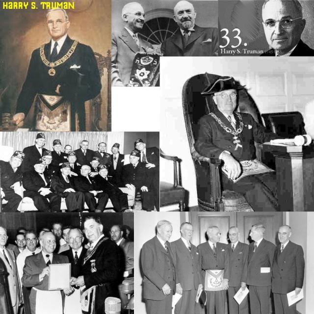 El presidente Harry S. Truman 83943610