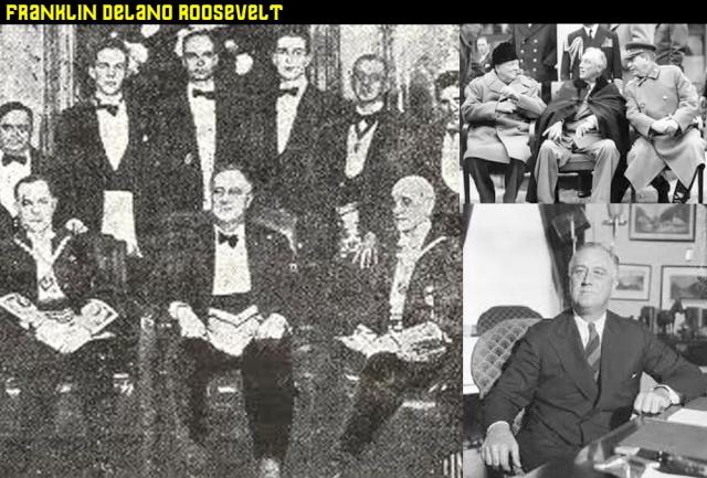 El presidente Franklin Delano Roosevelt 96676110