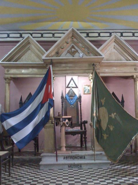 LAS LOGIAS EN CUBA Caball10