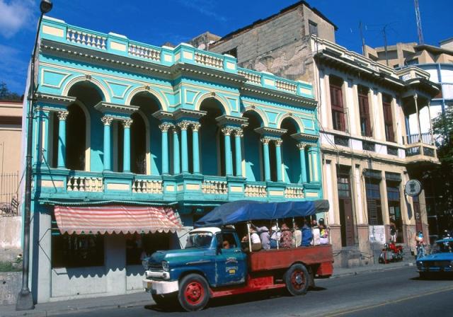 Calles de Santiago de Cuba Cu_kub10