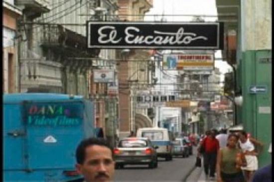 Calles de Santiago de Cuba Downto10