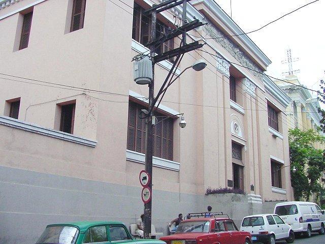 Calles de Santiago de Cuba Escuel10