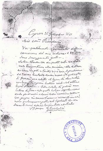 GARIBALDI SIN BRONCE, EL HOMBRE, EL MASON   Gariba12
