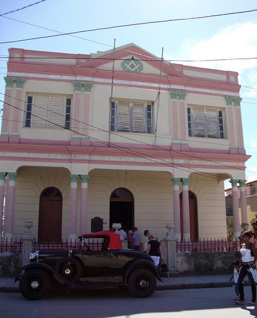 LAS LOGIAS EN CUBA Girond10
