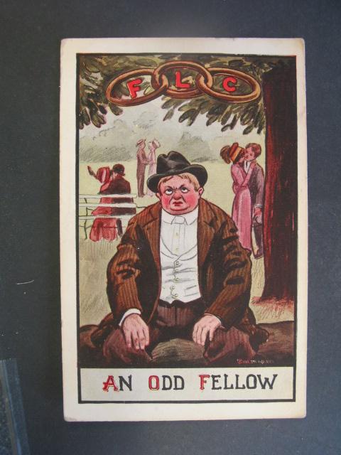 ODD FELLOWS Odd510
