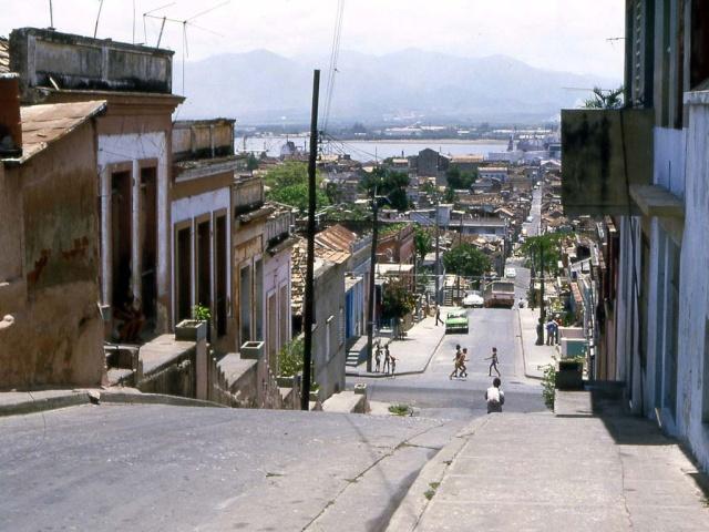 Calles de Santiago de Cuba Santia11