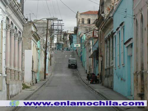 Calles de Santiago de Cuba Stgo5110