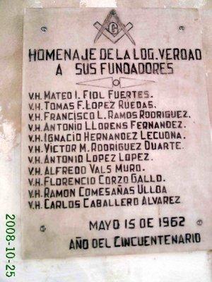LAS LOGIAS EN CUBA Verdad12