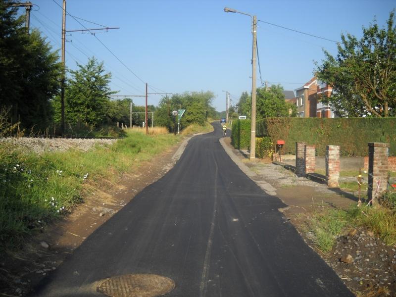RAVeL 3 (Part 1) Erquelinnes - Marchienne-au-Pont - Eurovelo 3 - EV3 - Itinéraire n°6 11_jui10