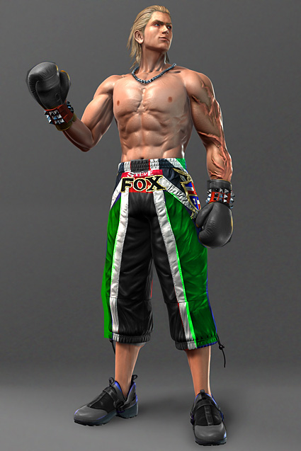 Lee Ending (Tekken 6) Fan Made  Steve_11