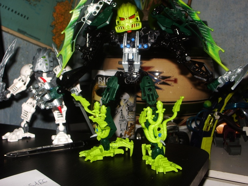 [MOC] Les mocs de Skrall789 (Nouveau Moc : MOCS BFGM : Akhatos - God of the Skull Spiders)  00111