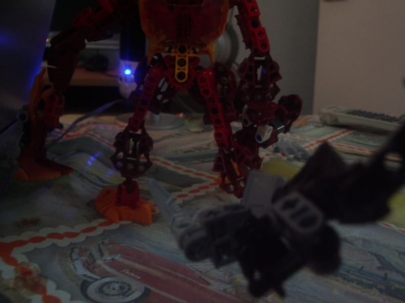[MOC] Les mocs de Skrall789 (Nouveau Moc : MOCS BFGM : Akhatos - God of the Skull Spiders)  Collag13