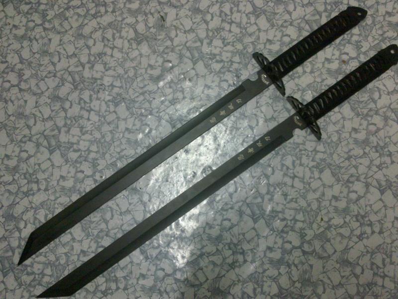 pedang samurai @ katana... 10082010