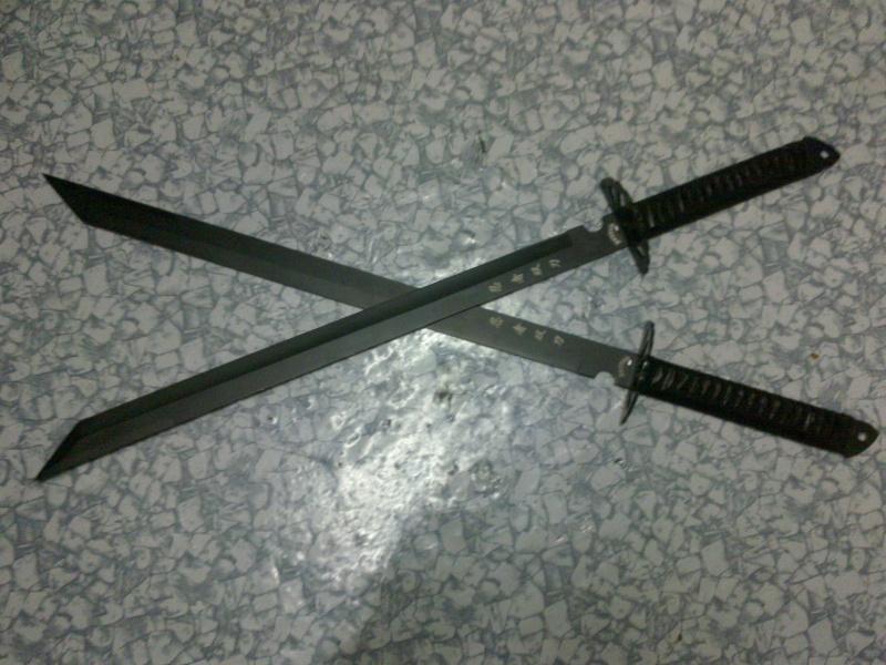 pedang samurai @ katana... 10082011