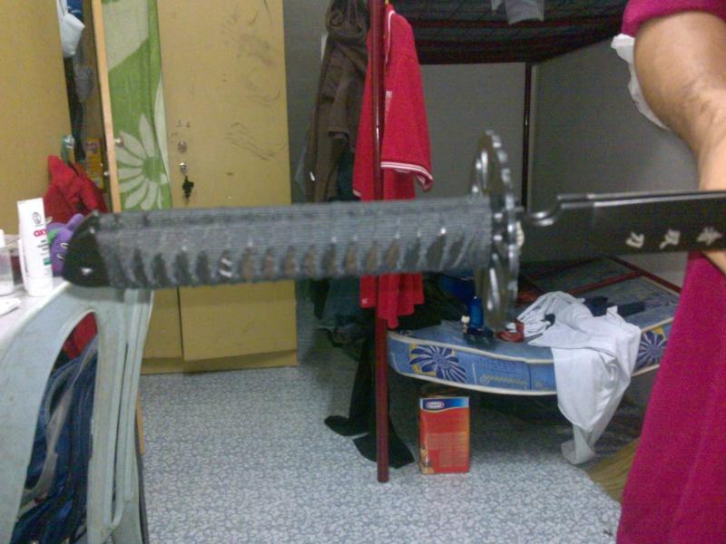 pedang samurai @ katana... 10082012