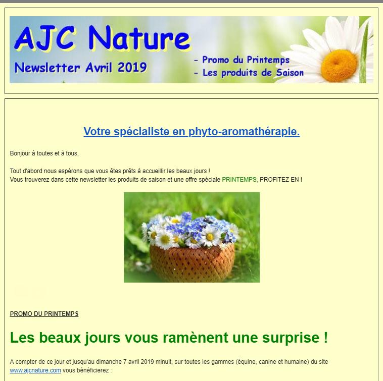infos Boutiques (Promotions - Nouveautés - etc) Ajc110