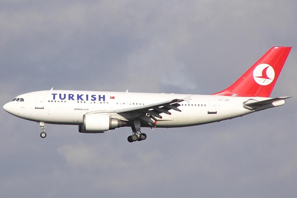 A310 in FRA Tc-jda10