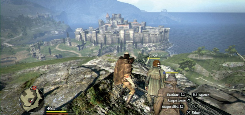 ANALISIS DRAGON´S DOGMA Dragon11