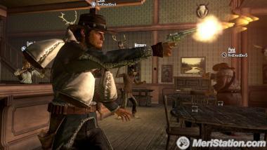 """Se buscan Leyendas y Asesinos"" en Red Dead Redemption Rdr_le10"