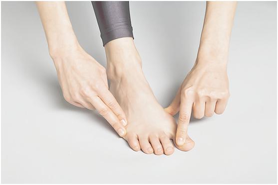Problème d'orteil : Hallux Valgus 114