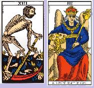 Tirage tarot Humaniste hiscapie Carte10