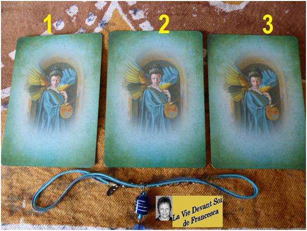 Votre Oracle de la semaine par Francesca Choisi10