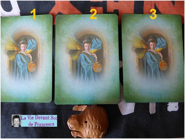 Votre Oracle de la semaine par Francesca Choix_12