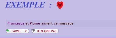 """Où est le """"clic"""" J'APPRECIE Exempl10"""