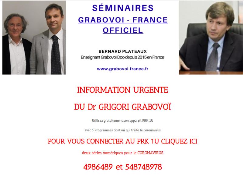 [GG] G.Grabovoi et le virus COVID 19 Gg10
