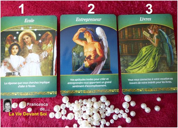 Votre Oracle de la semaine par Francesca Guidan11