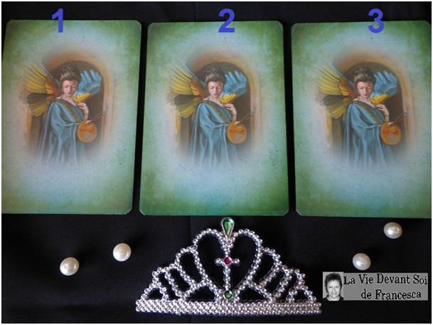 Votre Oracle de la semaine par Francesca Guidan12