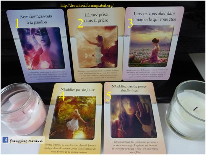 Votre Oracle de la semaine par Francesca - Page 2 Lacher10